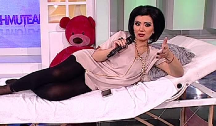 """Adriana Bahmuţeanu, obligată de medic să prezinte emisiunea din vârful patului: """"Visurile devin realitate"""""""
