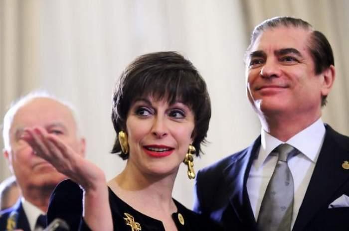 Prinţesa Lia a României, acuzată de fals în dosarul retrocedărilor ilegale de păduri
