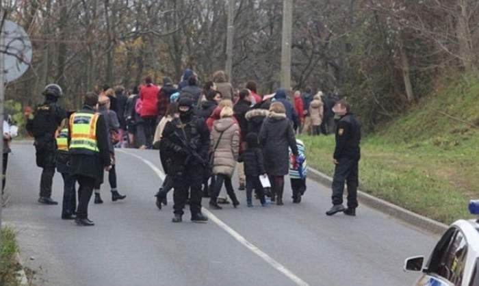 Alertă cu bombă la Chişinău!