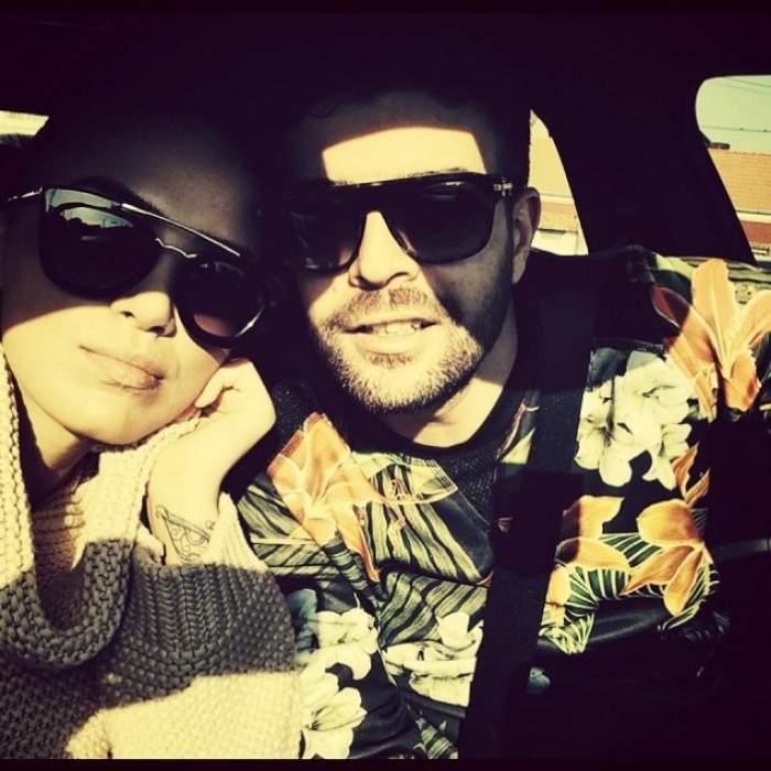 FOTO / Adelina şi Speak îşi fac de cap în Florida! Cei doi îndrăgostiţi s-au pozat în ipostaze tandre