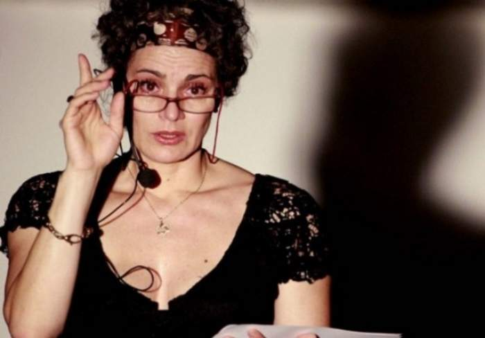 Niciun rol n-a solicitat-o ca acesta! Maia Morgenstern s-a antrenat sute de ore, ca să ţopăie ca o zână! Dacă vezi şi ce ghete speciale poartă...