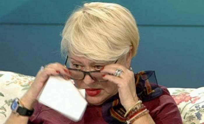 """VIDEO / Mirabela Dauer revoltată! N-a dormit de la ora 1 noaptea de supărare: """"Sunt atât de amărâtă, este inadmisibil!"""""""