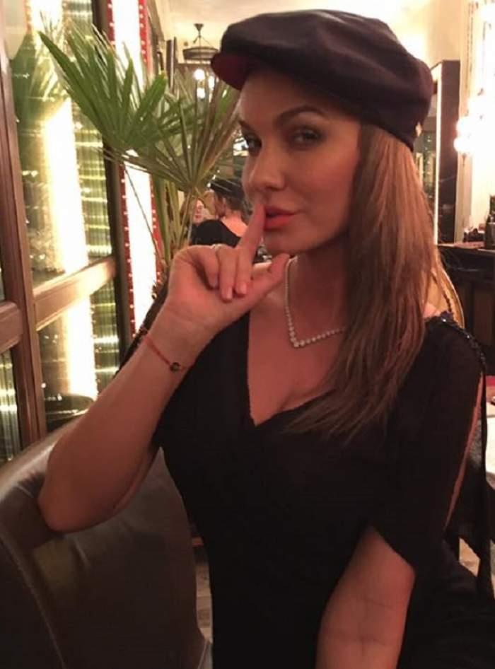"""Anna Lesko a vorbit despre prima experienţă şi le-a arătat şi poze fanilor. Imaginea a înroşit butonul de """"Like"""""""