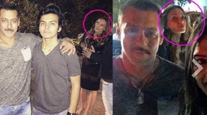 VIDEO / Salman Khan, întâlnire de taină cu fosta iubită, la scurt timp după ce Iulia Vântur a părăsit India!