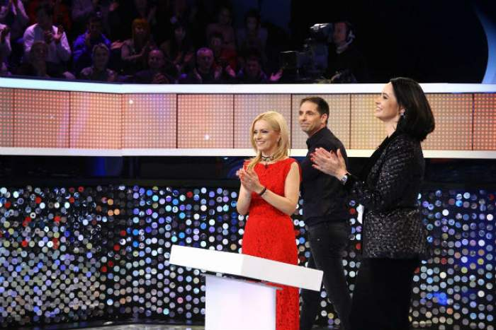 Andreea Marin şi Simona Gherghe, în acelaşi platou de televiziune, la Antena 1. Te pui cu ele?