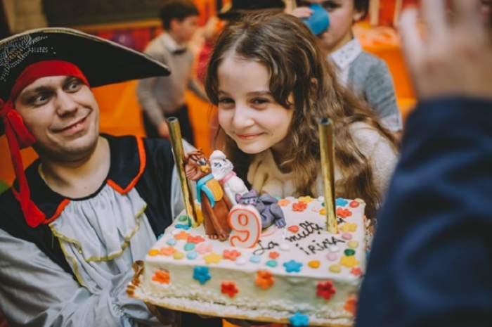 Ambasad'Or Play a organizat petrecerea de vis a Irinei Columbeanu