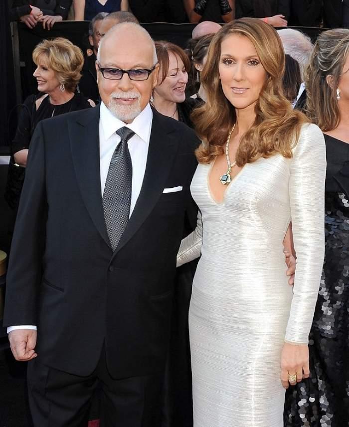 Celine Dion NU va cânta la înmormântarea soțului ei