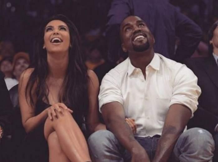 FOTO / Câtă risipă de bani! Kim Kardashian a primit 150 de cadouri de Crăciun de la soţul ei