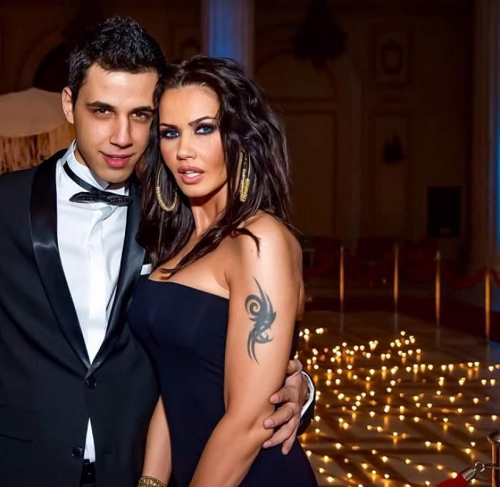 FOTO / Oana Zăvoranu a dansat în noaptea dintre ani, iar iubitul ei i-a oferit atingeri aproape de locurile intime!