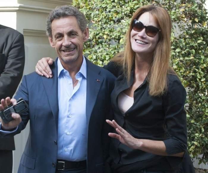 Au decis să se despartă! Carla Bruni și Nicolas Sarkozy, în prag de DIVORŢ