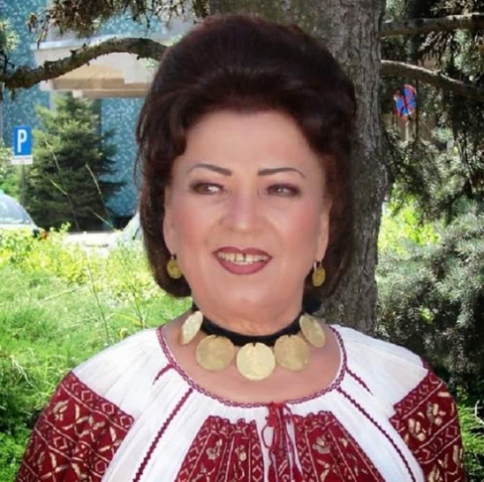 Maria Ciobanu se retrage din activitate! Unde o puteţi vedea pe artistă în spectacol pentru ultima dată