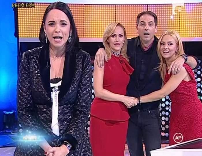 """VIDEO / Andreea Marin a fost provocată să citească la prompter, la """"Te pui cu blondele?"""" Cum s-a descurcat"""