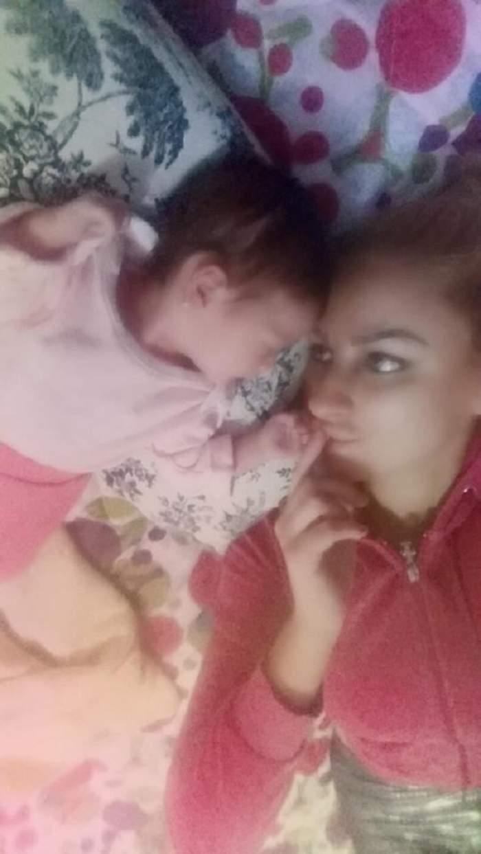 """VIDEO / Sânziana Buruiană îşi pune fiica în pericol. Medicii o avertizează: """"Poate ajunge la Terapie Intensivă"""""""