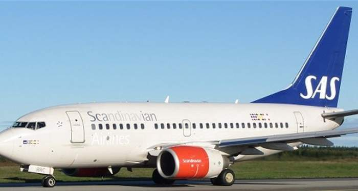 ULTIMA ORĂ. Aterizare de urgenţă la Goteborg din cauza unei amenințări cu bombă