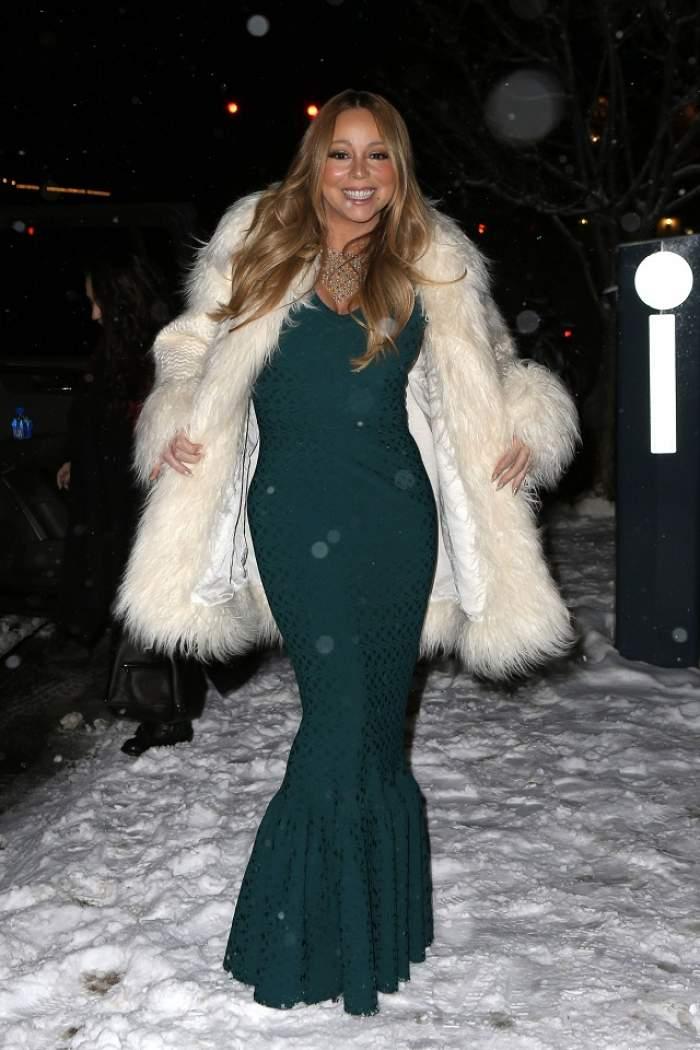 Mariah Carey s-a logodit! Cine este norocosul care a cucerit-o