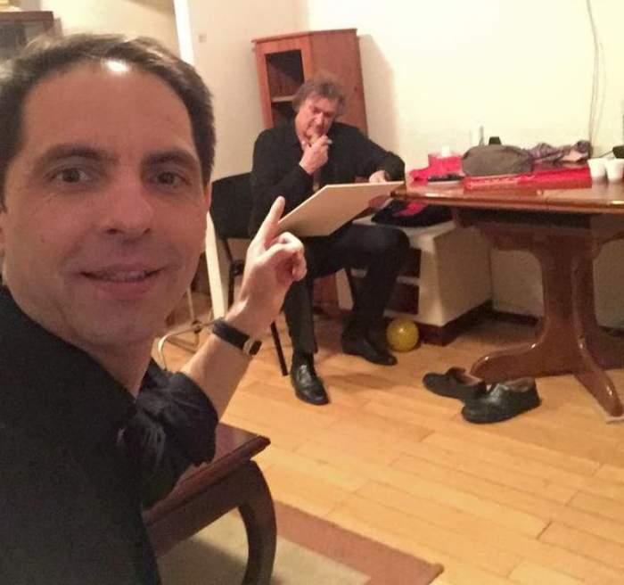 Dan Negru l-a lăsat mască pe Florin Piersic! Surpriza pregătită e colosală