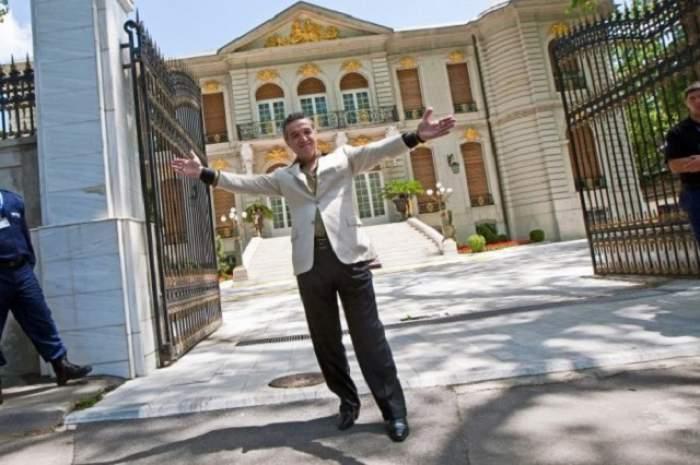 Gigi Becali s-a decis! Își decorează palatul din București! Nu s-a mai văzut așa ceva nici la... Patriarhie