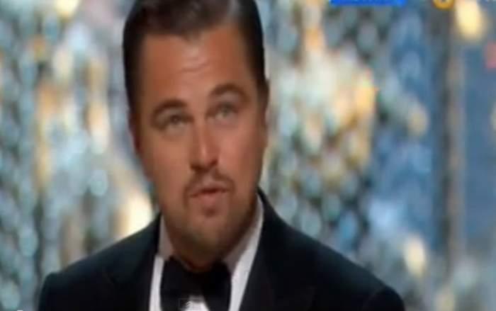 VIDEO / Oscar 2016. Cel mai bun actor in rol principal - Leonardo DiCaprio câştigă primul Oscar din carieră