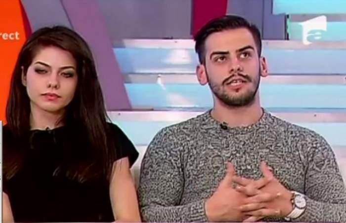 """VIDEO /  Dezvăluirile care au zguduit din temelii relaţia dintre Valentin şi Adriana! Cu cine s-ar fi iubit concurentul de la """"Mireasă pentru fiul meu"""""""