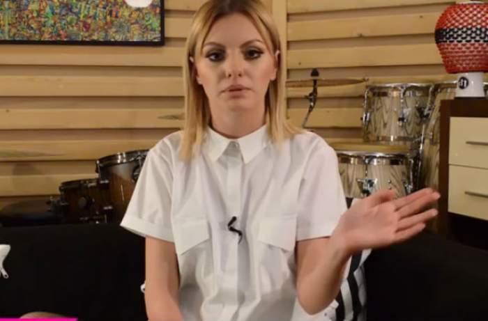 VIDEO / Alexandra Stan, testul suprem. Artista a răspuns sincer celor mai incitante întrebări