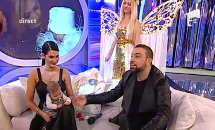 VIDEO / Prinţesa lui Salam, cel mai norocos copil? Ursitoarele i-au spus ce o aşteaptă în viaţă