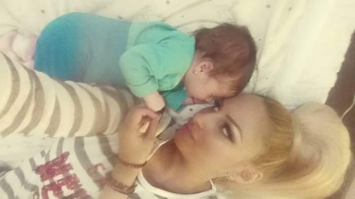 Sânziana Buruiană, declaraţie emoţionantă pentru fiica ei! Ce cuvinte i-a spus minunii de câteva săptămâni