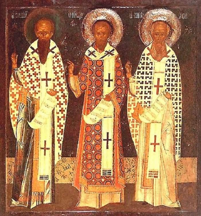 Tradiţii şi obiceiuri de sărbătoarea Sfinţilor Trei Ierarhi! Ce trebuie să faci astăzi ca să ai o căsnicie fericită