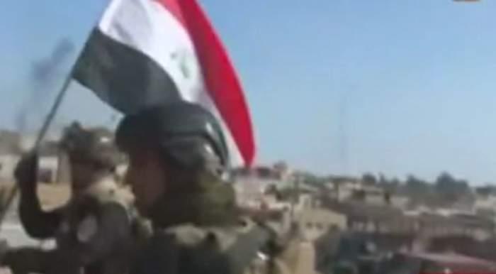 ULTIMĂ ORĂ! Atac sângeros comis de gruparea teroristă Stat Islamic. Cel puţin 22 de oameni au murit într-o bază militară de lângă Bagdad