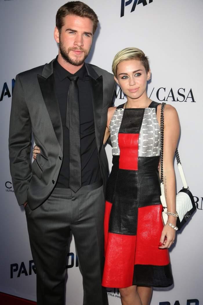 BOMBA anului 2016. Miley Cyrus și Liam Hemsworth, din nou împreună? Cum au fost surprinși