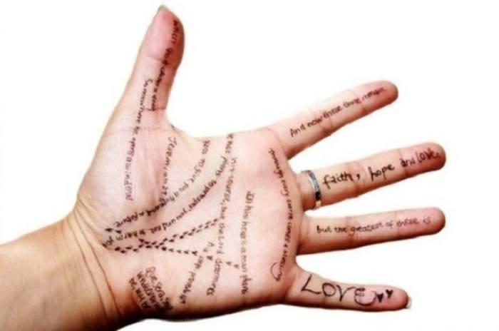 Cum să-ţi citeşti singur în palmă? Toate indicaţiile de care ai nevoie