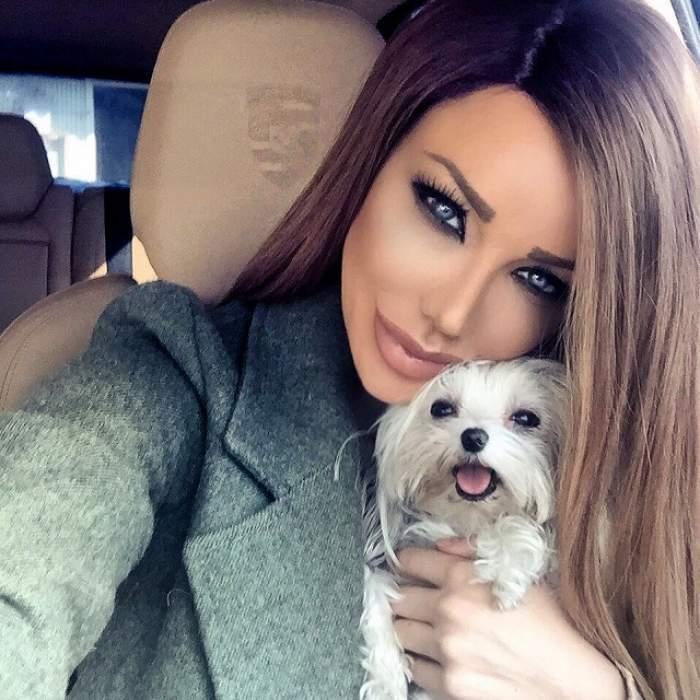 Bianca Drăgușanu dezminte zvonurile despre ea din ultimele zile. Ce a declarat fosta soție a lui Victor Slav