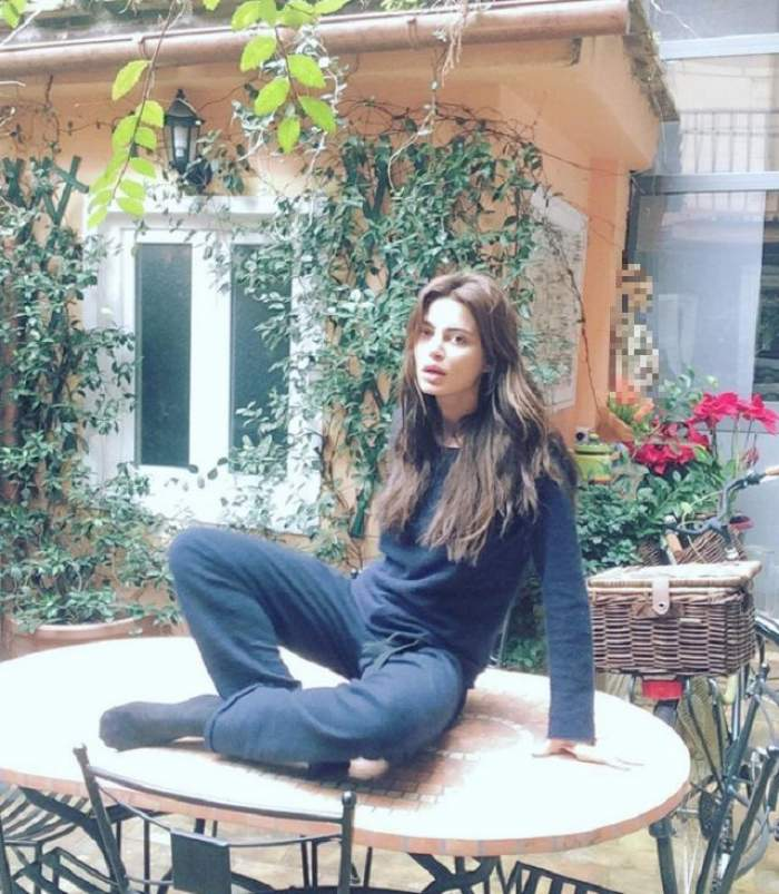 Șocant! Ce ține Catrinel Menghia în grădină. Așa ceva nu ai mai văzut