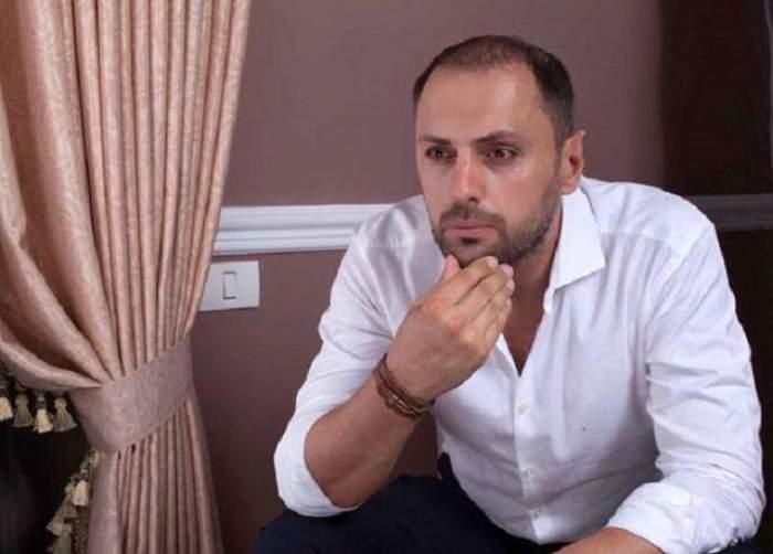 Fondatorul trupei Paraziţii, Alexandru Frâncu, arestat preventiv