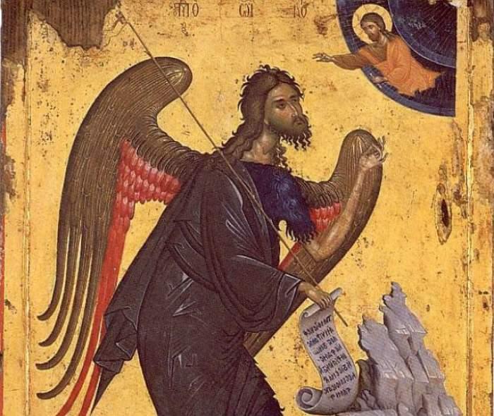"""Sfântul Ioan, 7 ianuarie, tradiţii şi obiceiuri. De ce e bine să te """"iordăneşti"""""""