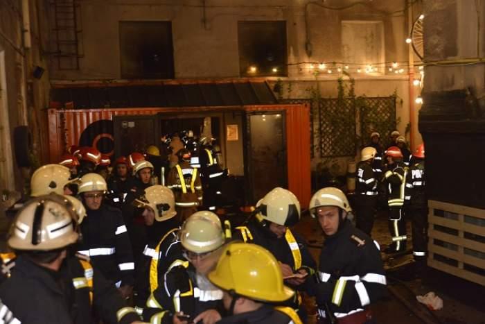 Zeci de victime ale incendiului de la Colectiv sunt în continuare în spital