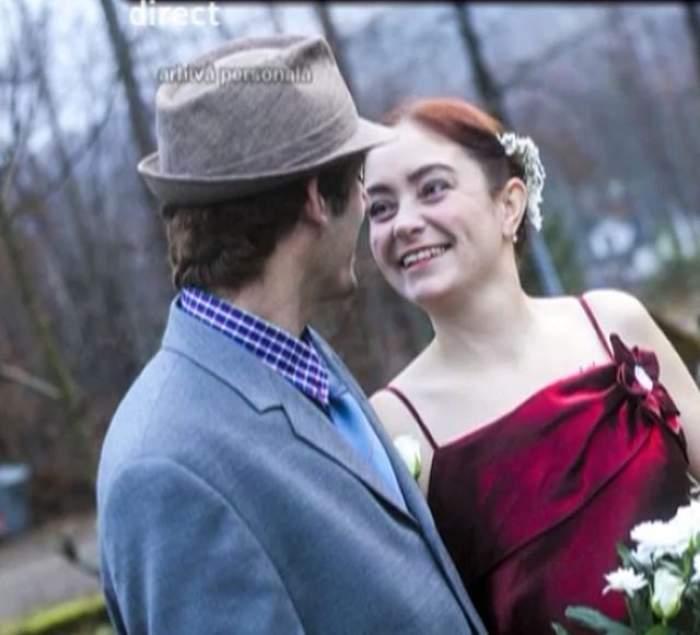 VIDEO / Iubire ca-n poveşti! Un cerşetor român, nuntă şoc cu o suedeză