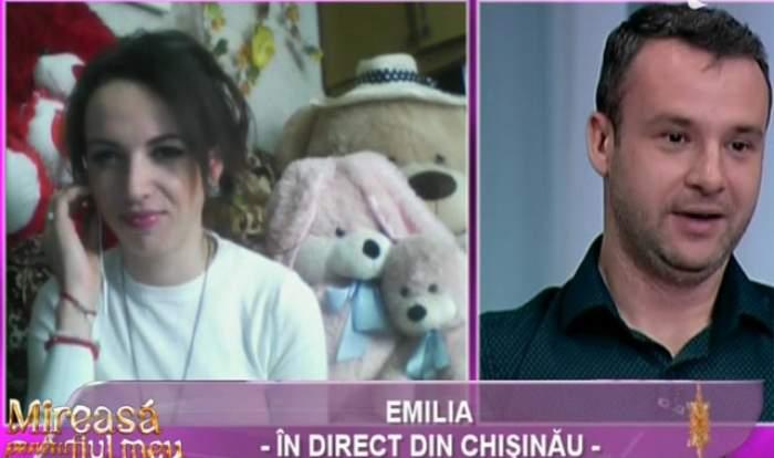 """VIDEO / Mesajul important pe care Emilia de la """"Mireasă pentru fiul meu"""" i l-a transmis lui Nicolae, direct din Republica Moldova. Nimeni nu se aștepta la asta"""