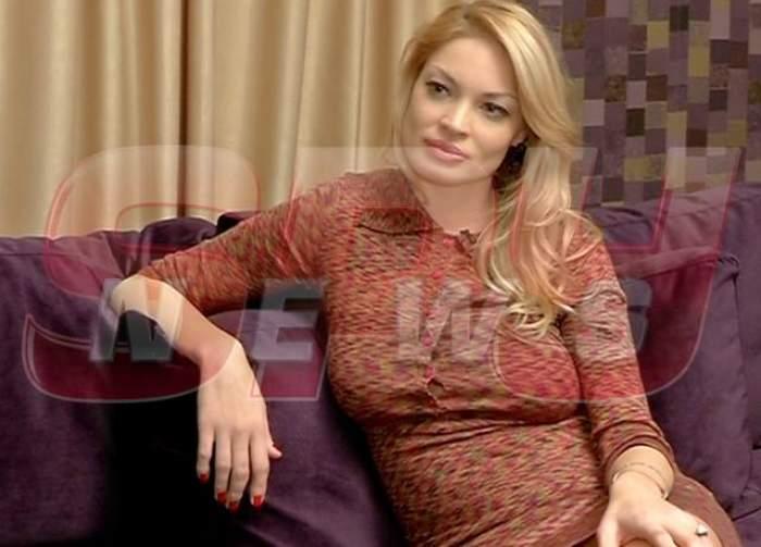VIDEO / Primele declarații ale Valentinei Pelinel despre sarcină! Confesiunile în exclusivitate ale frumoasei blonde!