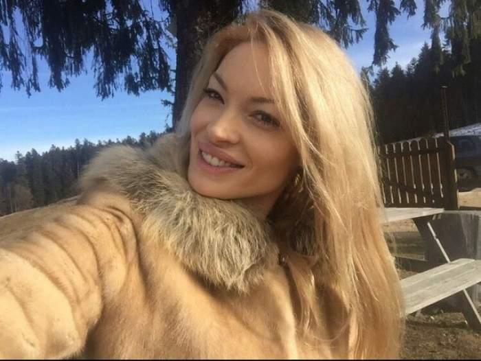 Valentina Pelinel a vorbit prima dată despre vizita la închisoare la fostul patron de la Dinamo