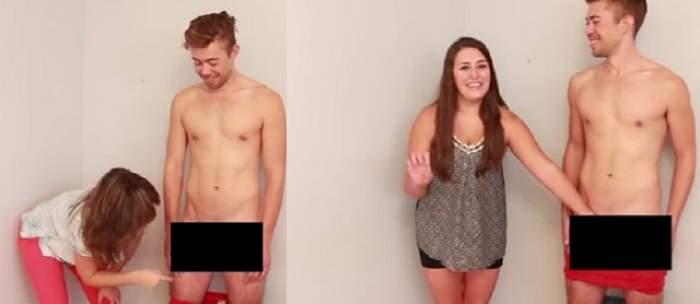 VIDEO / ÎNTREBAREA ZILEI - MARŢI: Cum reacţionează lesbinele atunci când ating pentru prima dată un penis?