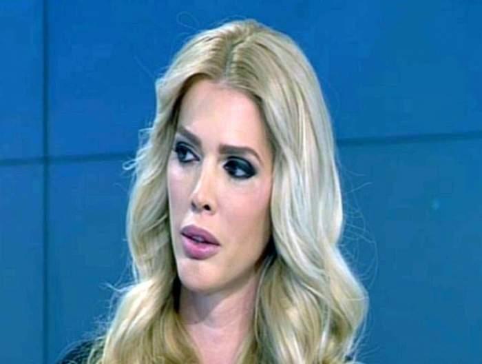 """Alina Borcea, în lacrimi la TV: """"Eu nu am soț de lăsat. O să lupt pentru el până în pânzele albe"""""""