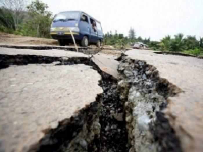 S-a produs cel mai mare cutremur din acest an. L-ai simțit?