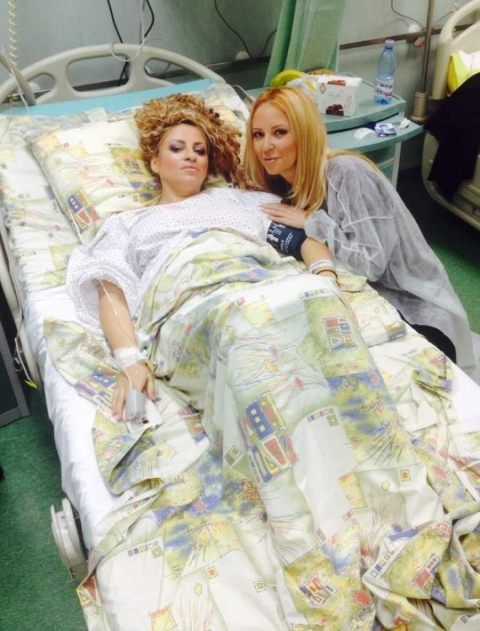"""Sânziana Buruiană, despre starea de după operaţia de cezariană! Ce s-a întâmplat cu """"burtă de gravidă"""", după ce a fost scos bebeluşul"""