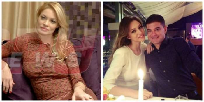 Ea - gravidă, El - fericit. Cristian Boureanu, fostul soţ al Valentinei Pelinel, în tandreţuri cu iubita lui