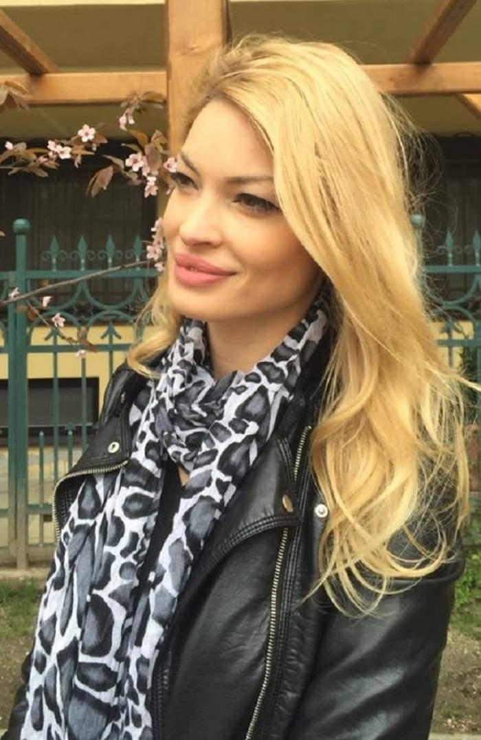 Valentina Pelinel nu renunță la cadoul ei cel mai de preț nici la munte. Cum a fost surprinsă în zăpadă