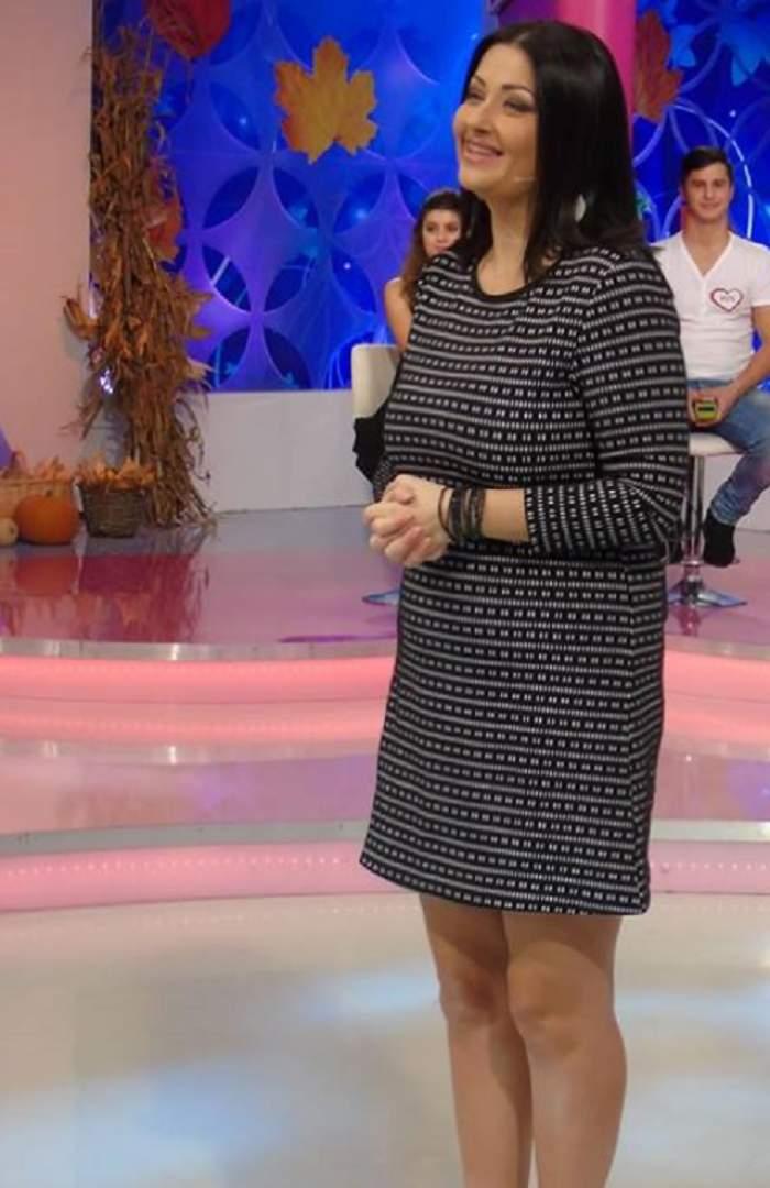 Gabriela Cristea, însărcinată cu gemeni?