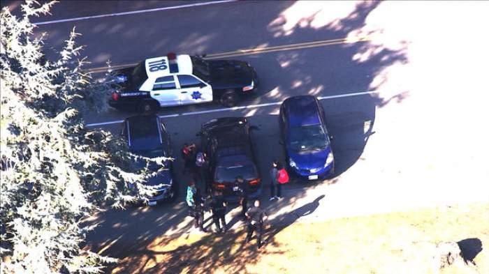 VIDEO / Atac armat la un liceu din San Francisco! 4 adolescenţi au fost răniţi, iar poliţia are în vizor mai mulţi suspecţi