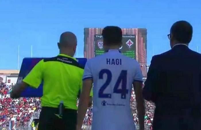 """Ianis Hagi, lăudat în Italia! """"Este un mare număr 10"""""""