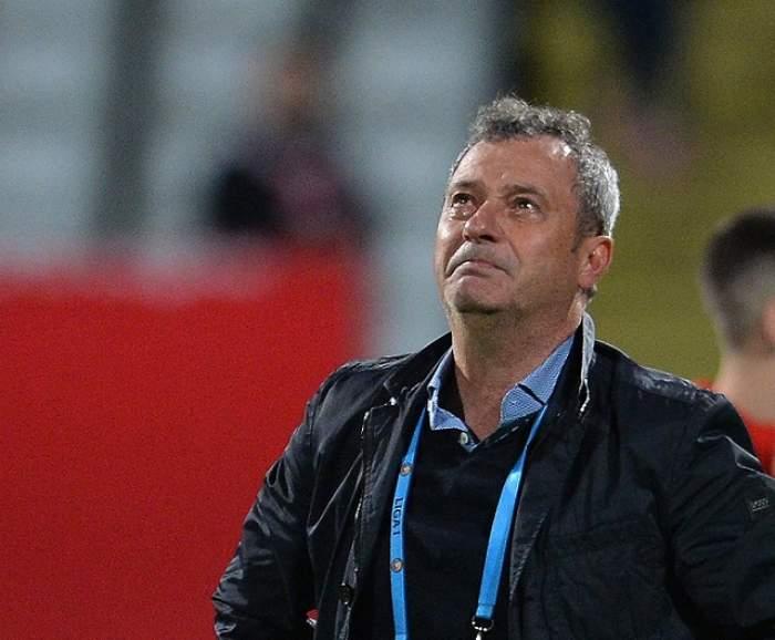 """Mircea Rednic revine în fotbal! """"Puriul"""" se răzbună pe Dinamo şi îi ia cel mai bun jucător!"""