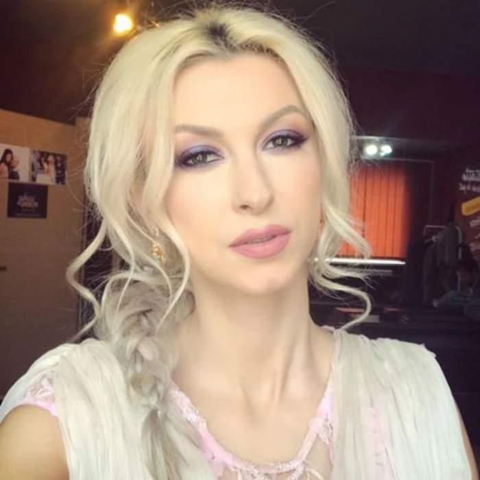 """VIDEO / După ce s-a întors pe platourile de la """"Te cunosc de undeva"""", Andreea Bălan a mai făcut două ANUNŢURI!"""